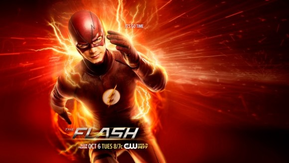 the-flash-saison-2-affiche
