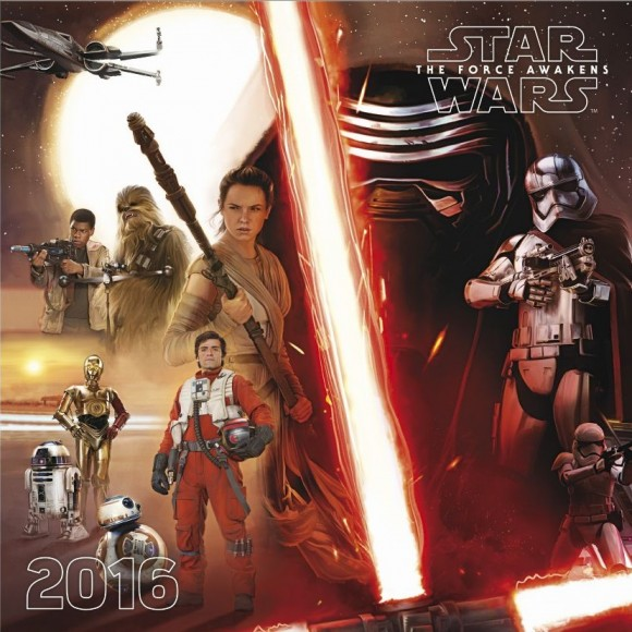 calendario-de-pared-2016-star-wars-episode-vii