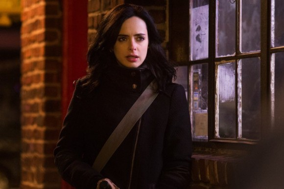 2015 - JESSICA JONES  (Netflix) Jessica-jones-images-serie-movie-580x387
