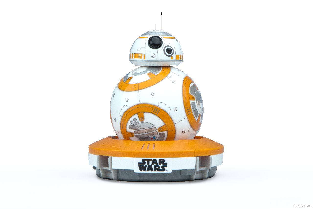 star wars le r veil de la force d couvrez le bb 8. Black Bedroom Furniture Sets. Home Design Ideas