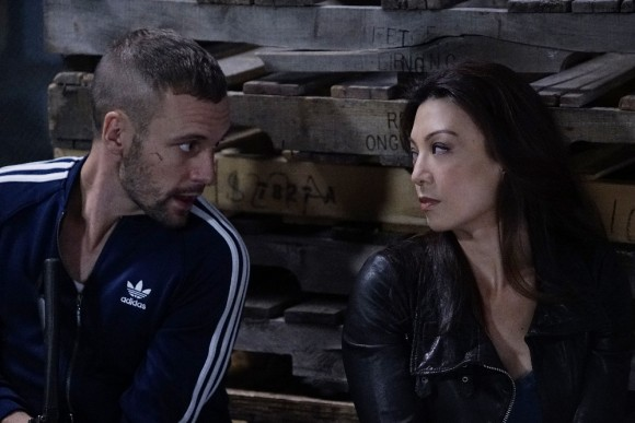 NICK BLOOD, MING-NA WEN