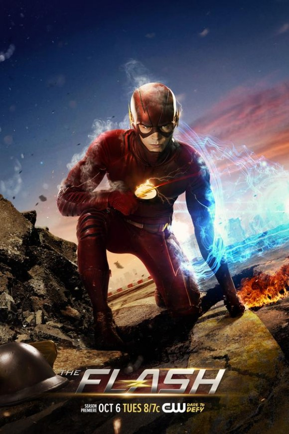 the-flash-season-2-poster-affiche