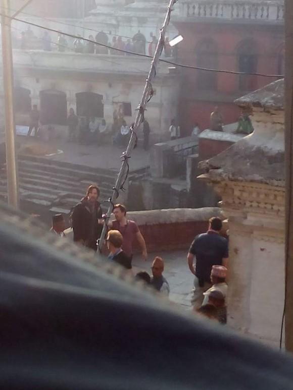 doctor-strange-shooting-nepal