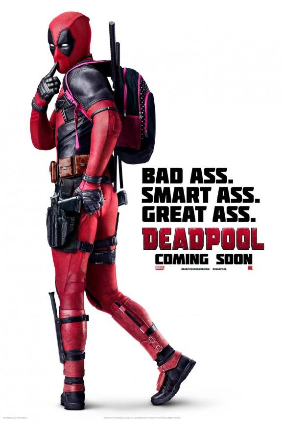 bad-ass-smart-deadpool-poster