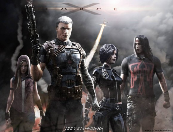 x-force-movie-lineup