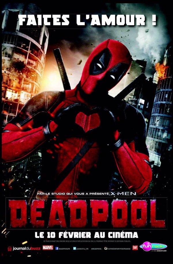 Deadpool en VF (AC3)