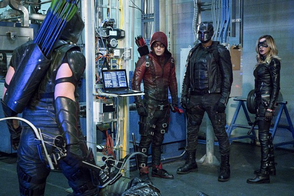 arrow-episode-unchained-team