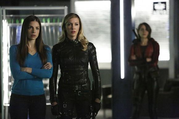 arrow-vixen-episode-team