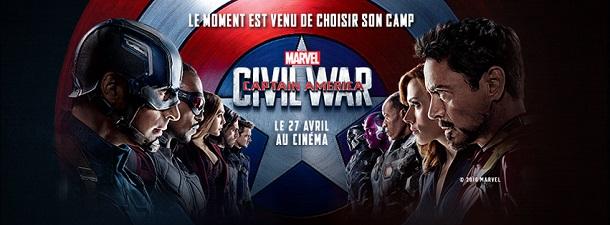 تحميل فيلم Captain America : Civil War الجزء الثالث كامل مترجم