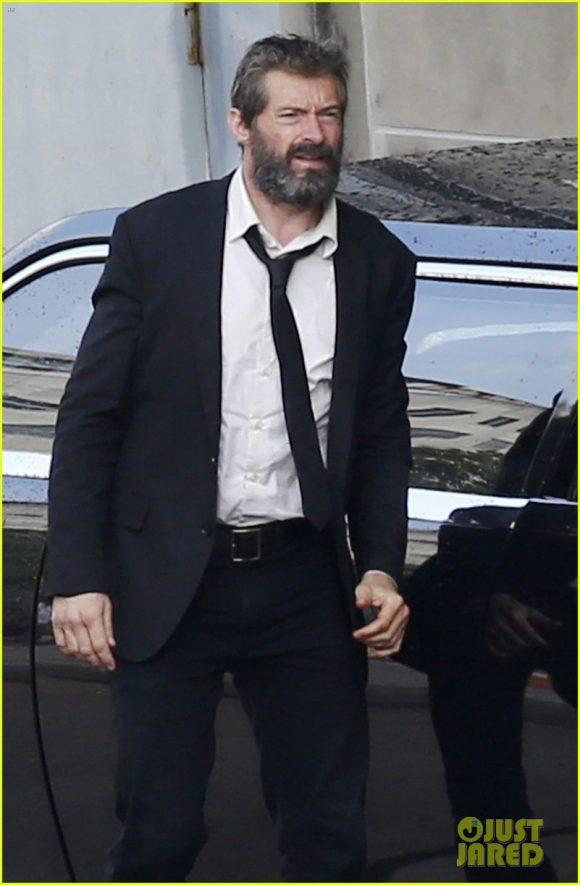 LOGAN (Wolverine 3) Hugh-jackman-old-man-logan-580x885