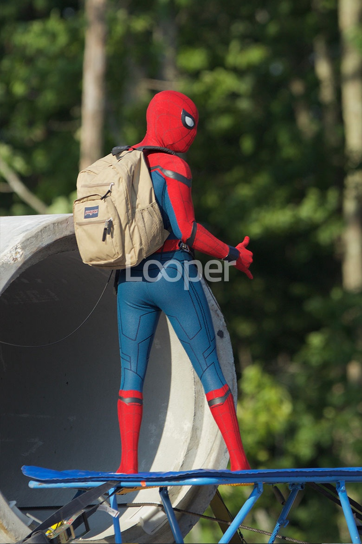 Spider-Man – Homecom...