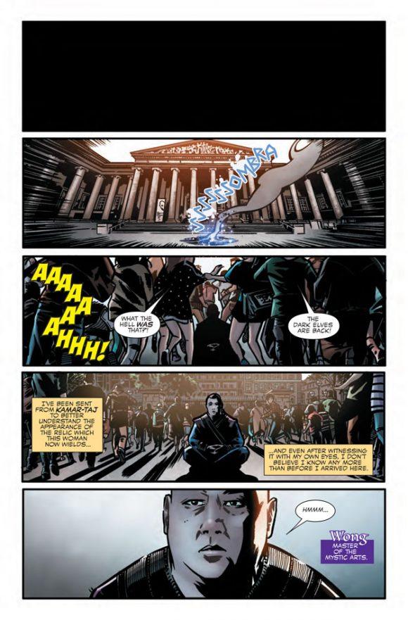 comics-strange