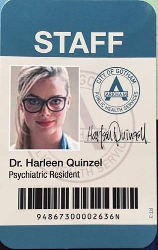 harleen-quinzel-staff-card-psychiatric
