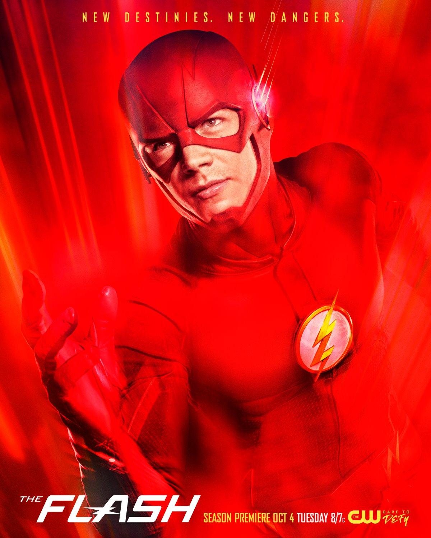 The Flash : Le poster de la saison 3 ! - Les Toiles Héroïques