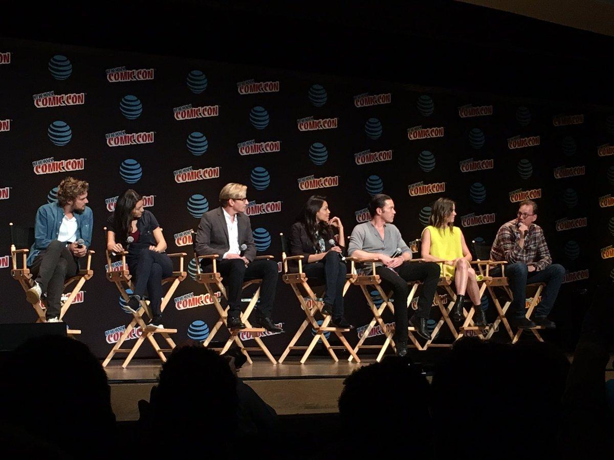 Iron Fist : une première bande-annonce pour la nouvelle série de Netflix