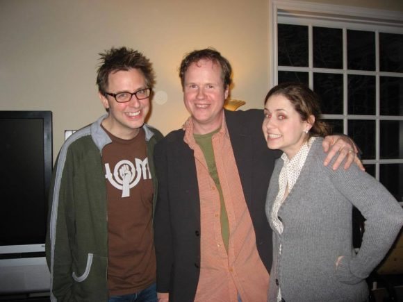 james-gunn-joss-whedon-friends-photo