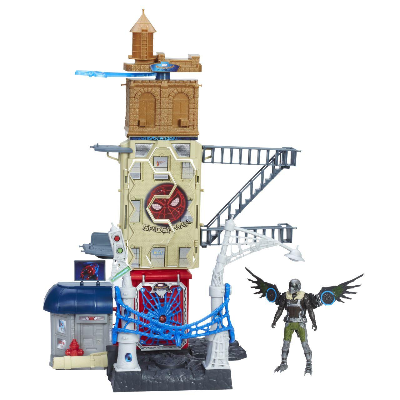 Spider man homecoming les premiers jouets du film for Siege lego france