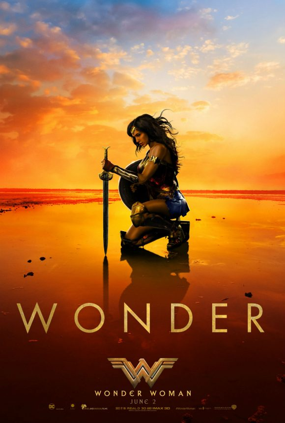 Wonder Woman ( WB ) Wonderwoman-poster-580x860