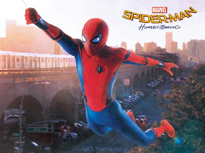 Spider-Man - Homecoming : Le premier extrait du film !