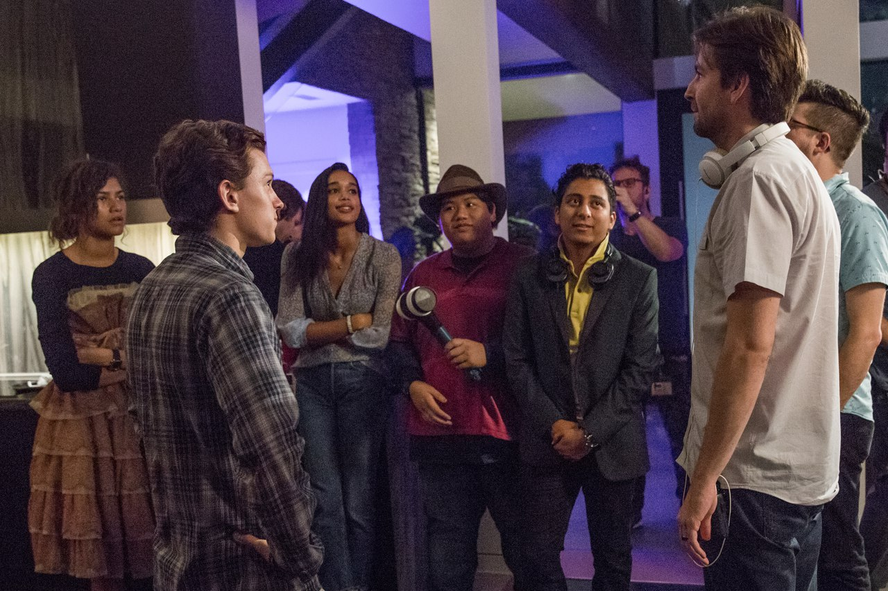 Peter Parker invité chez Tony Stark avec Stan Lee — SPIDER-MAN Homecoming