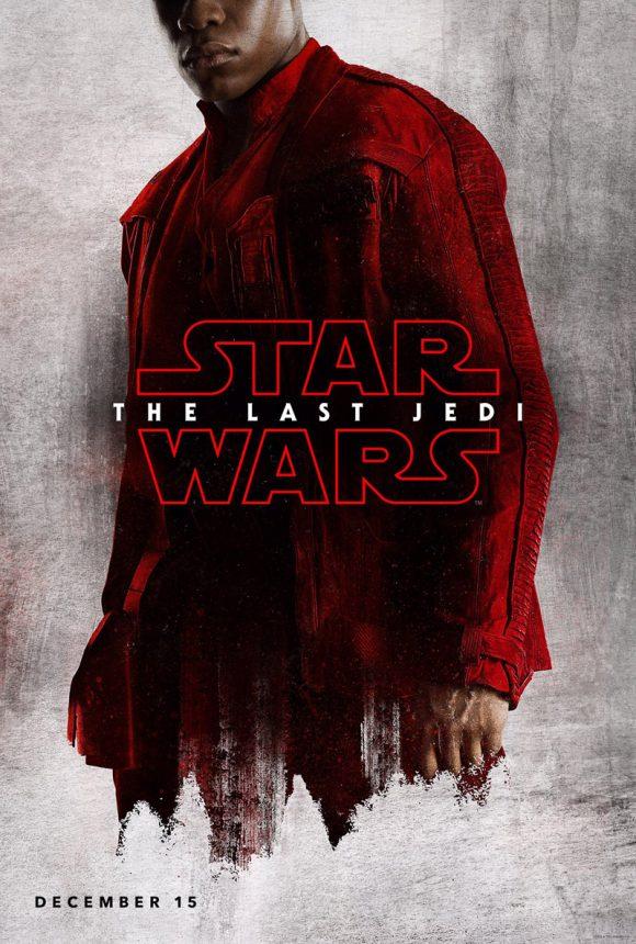 La Saga Star Wars - Page 18 Star-wars-the-last-jedi-poster-finn-580x860