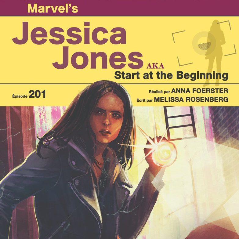 Jessica jones treize posters pour les treize pisodes de for Black k treize