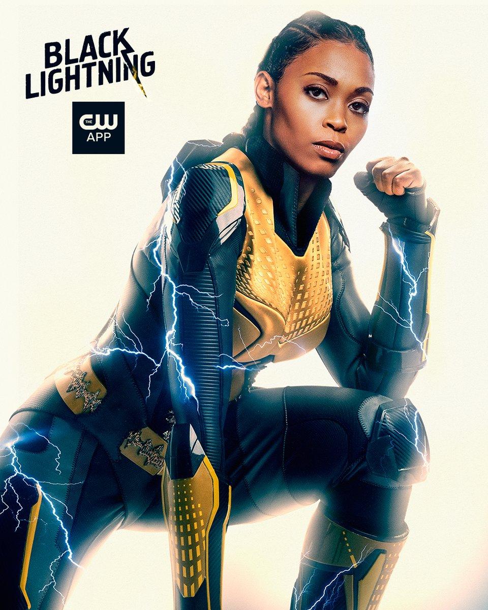 Black Lightning Episodes