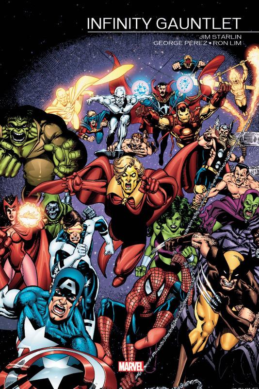 Avengers infinity war le guide de lecture quels comics lire par o commencer les - Mechant avenger ...