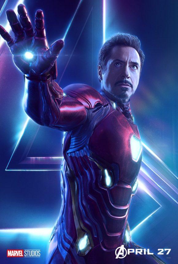 avengers � infinity war tous les posterspersonnages du