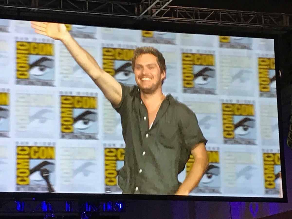 La saison 2 arrivera en septembre sur Netflix — Marvel's Iron Fist