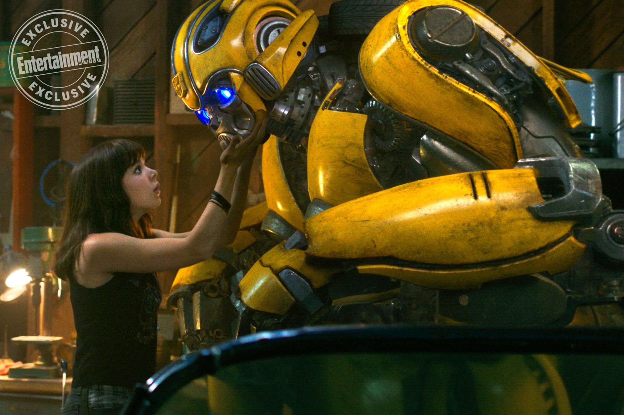 Bumblebee : La nouvelle bande annonce en VOST + VOTRE AVIS !