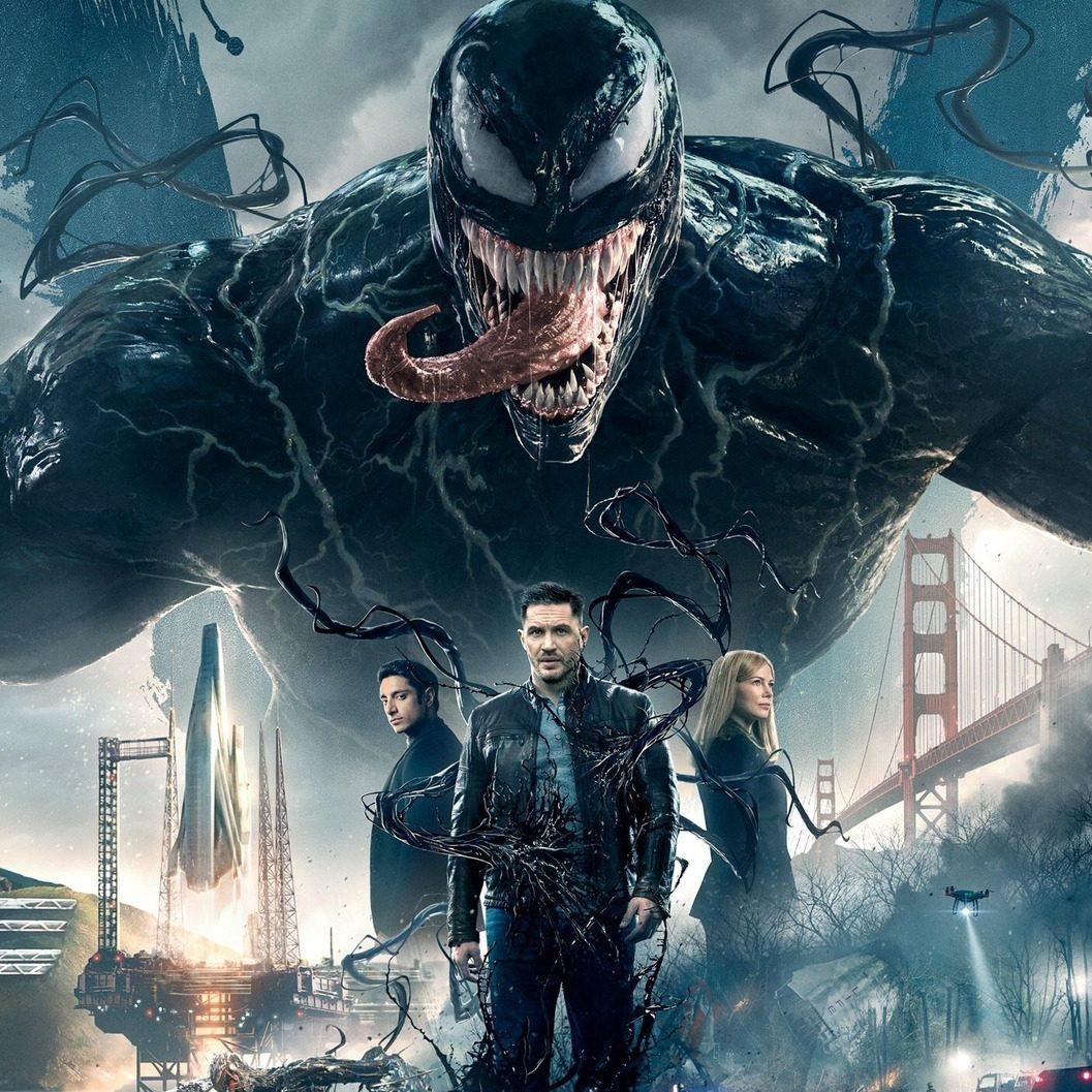 Venom juga berhasil mencetak rekor jadi film yang debut di bulan Oktober dengan pendapatan tertinggi lho (dok. sonypictures)