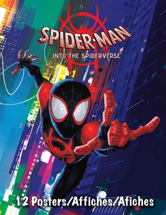 Spider Man New Generation L Affiche Finale Francaise Et Autres