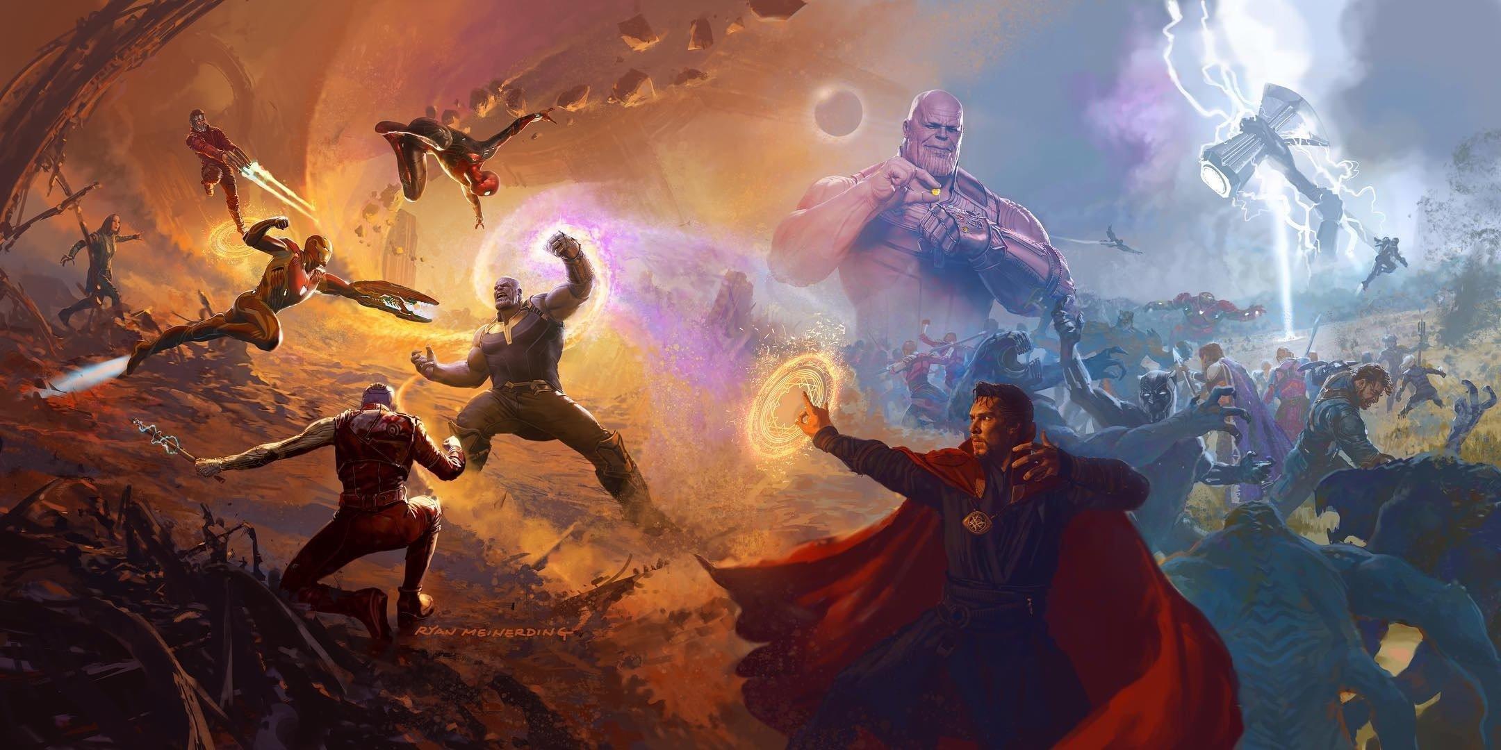 Avengers 4 Les Nouveaux Costumes De La Super équipe