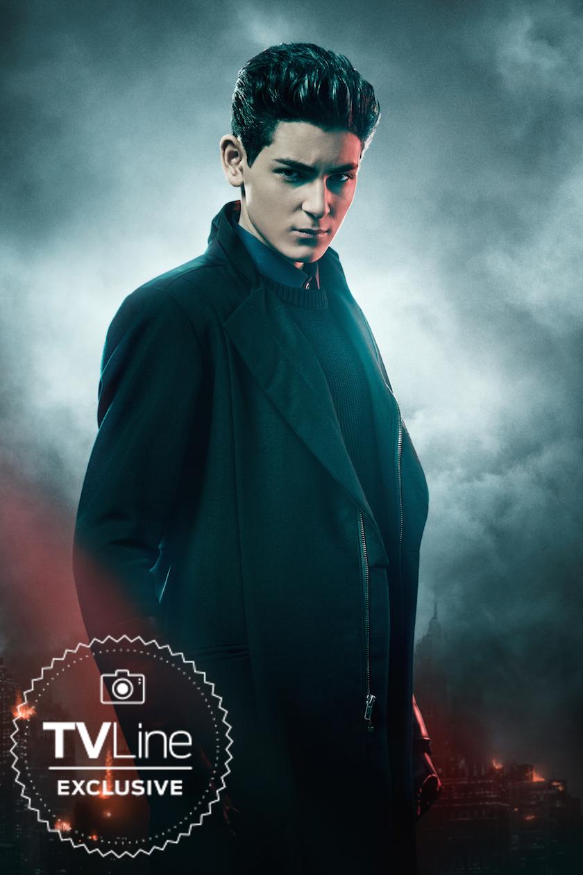 Calendrier Gotham.Gotham Les Portraits Promotionnels De La Saison 5 Et Les