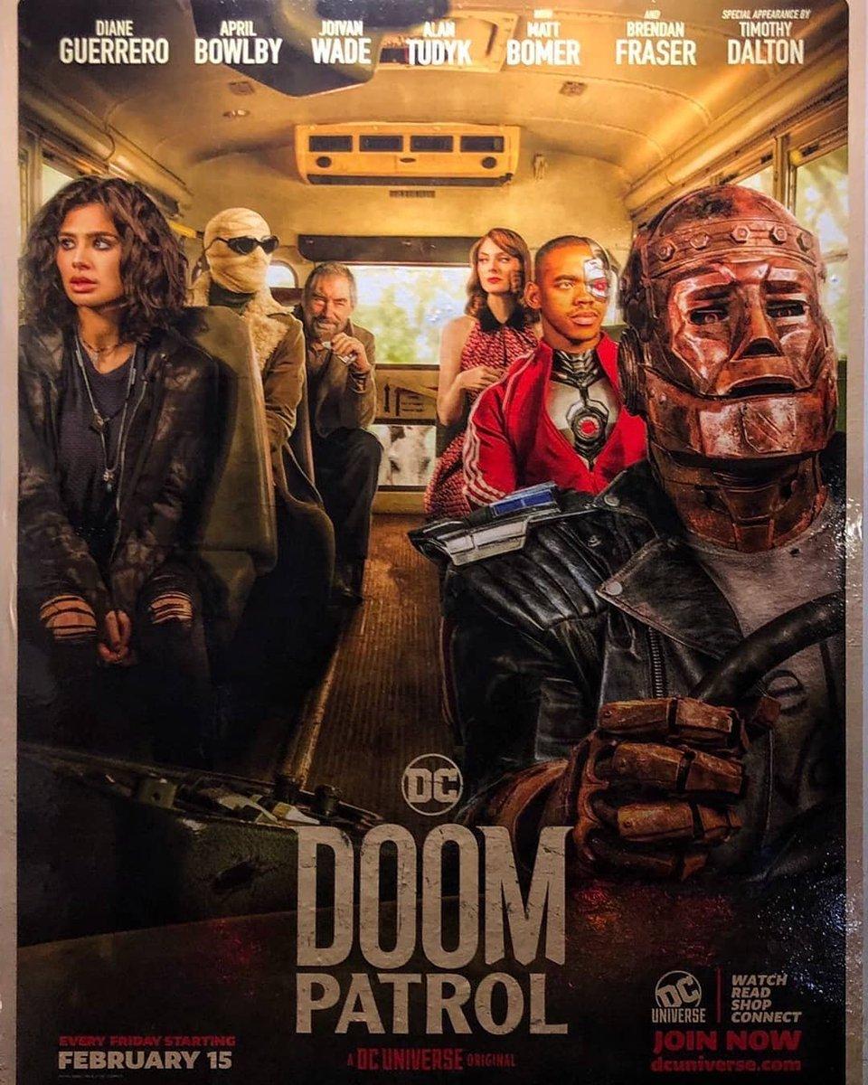 Doom Patrol : Toutes Les Images De L'épisode 1.01 ('Pilot