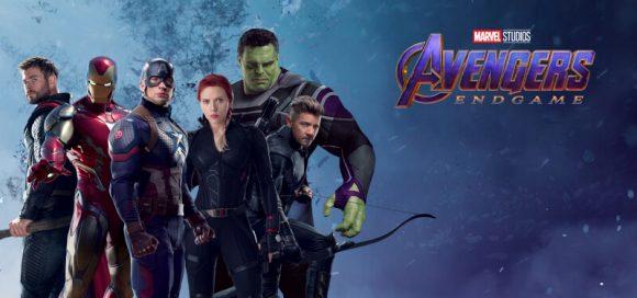 Avengers Endgame Pinterest: Endgame : Les 'Original Six' Réunis Pour La