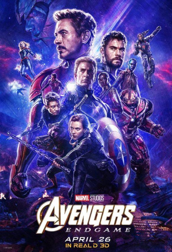 Avengers Endgame La Durée Officielle Du Film Et Autres