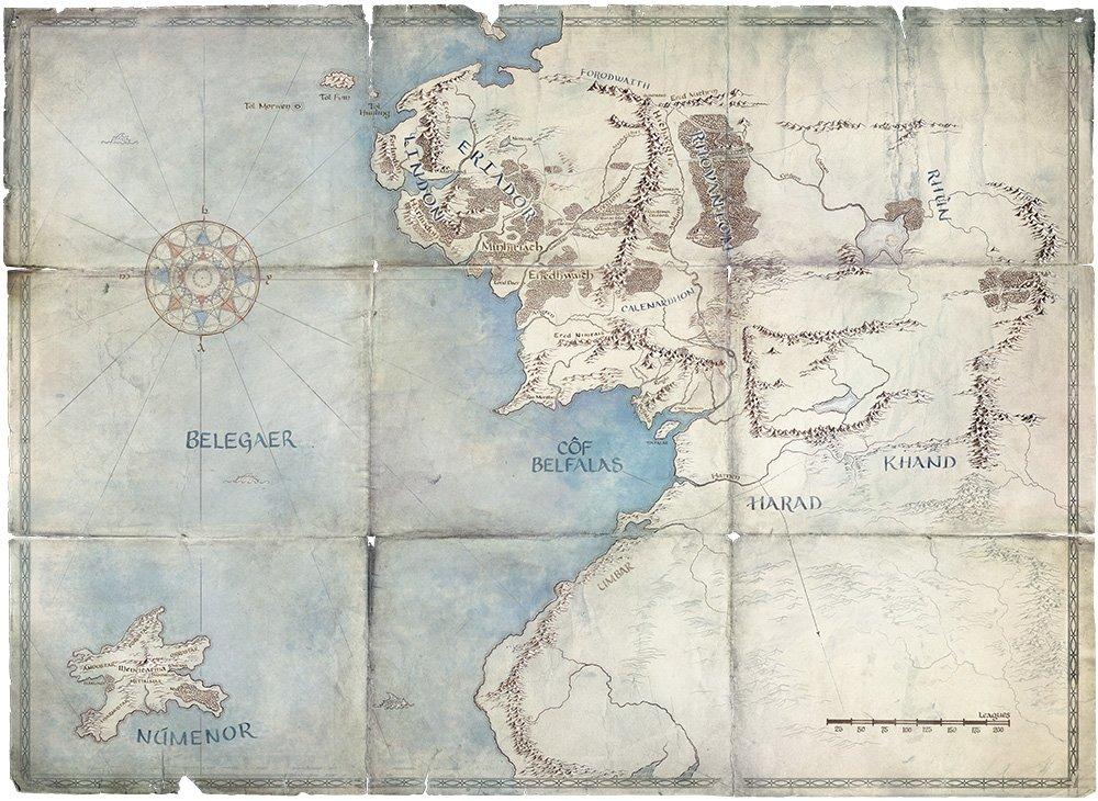 Le Seigneur des Anneaux : un synopsis officiel pour la série Amazon