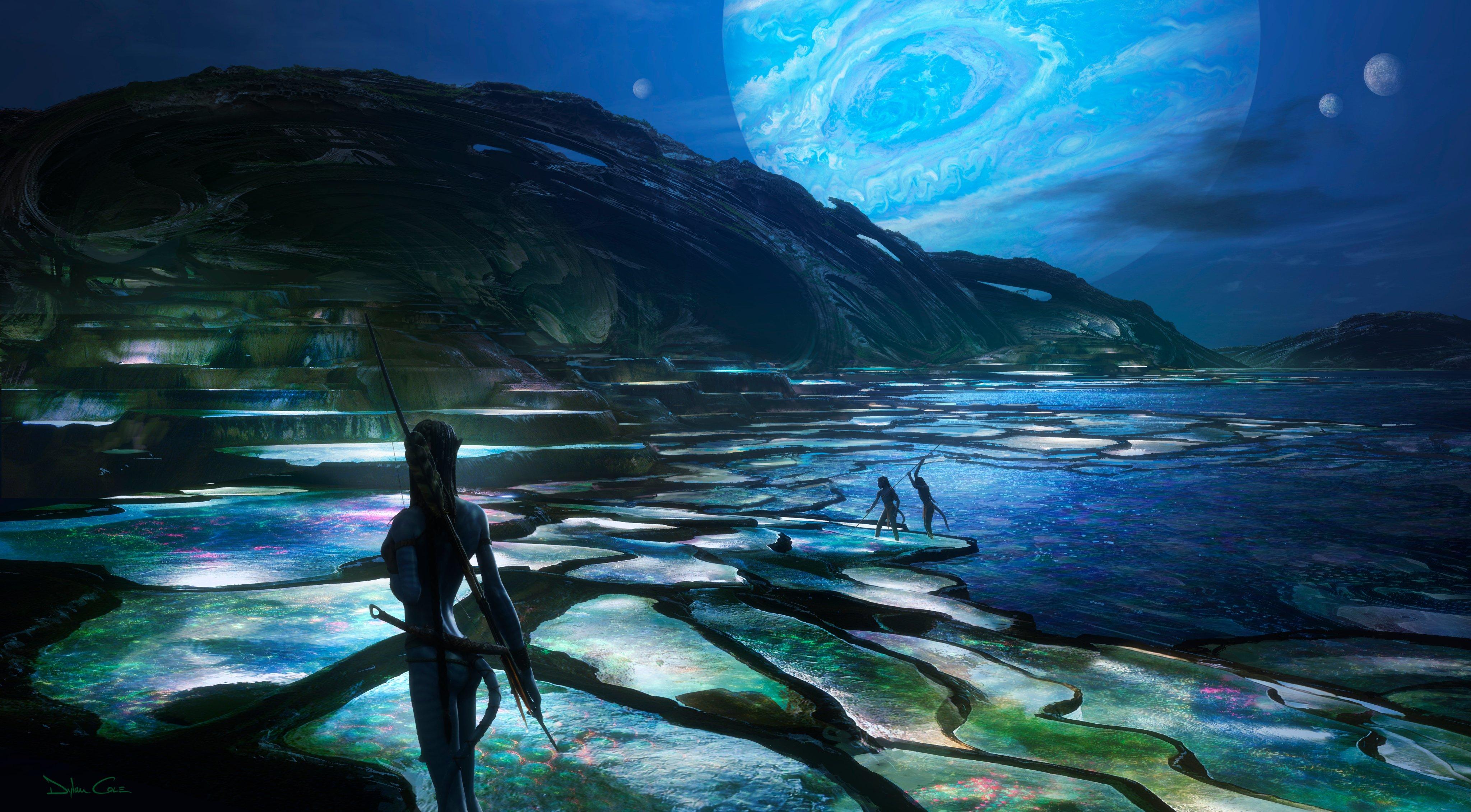 Avatar 2: James Cameron dévoile de nouvelles images du film !