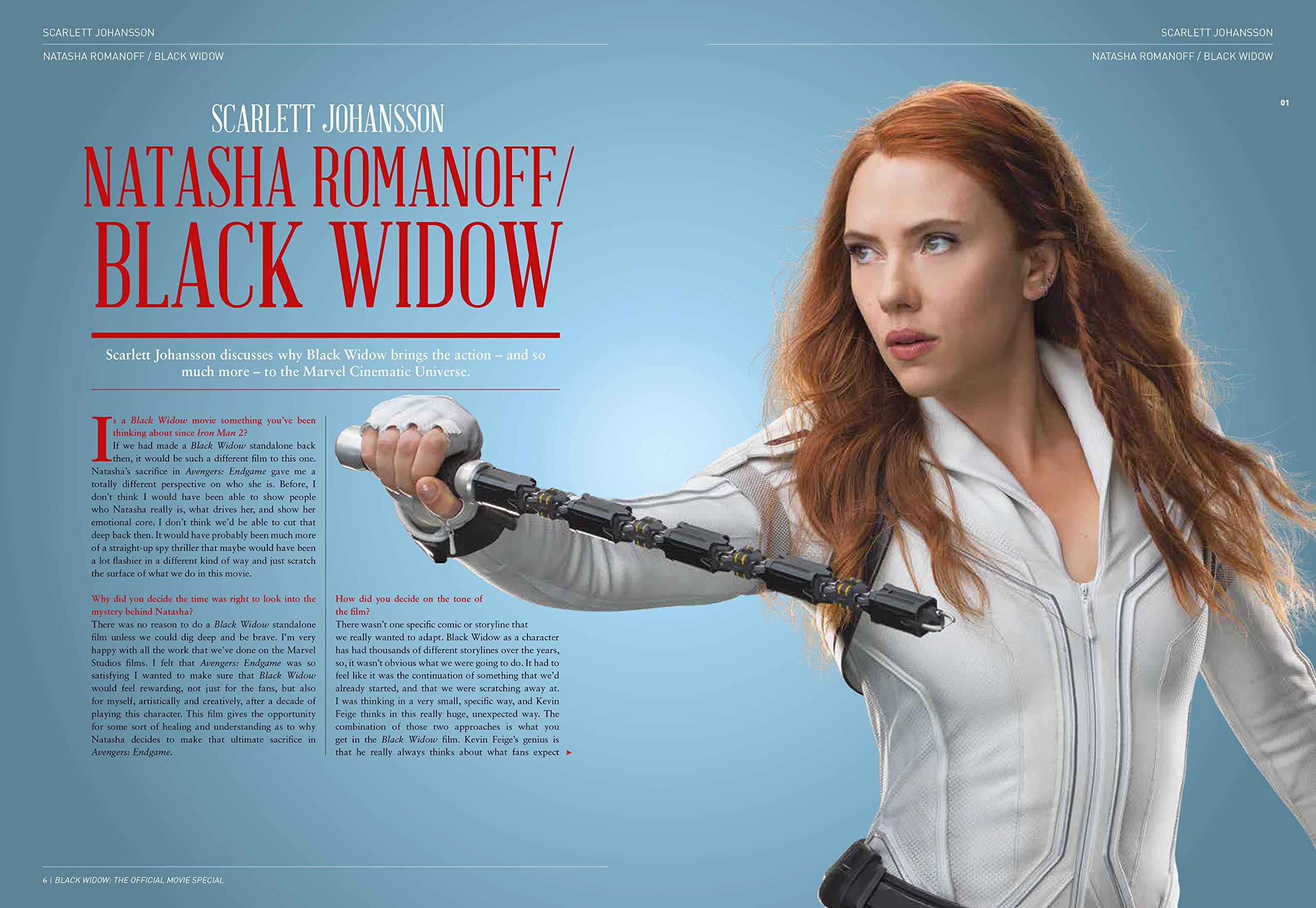 La fin de vie discrète de Black Widow dans Endgame expliquée...