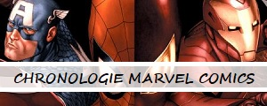 Chronologie Marvel Comics