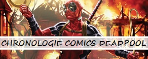 Chronologie des comics Deadpool
