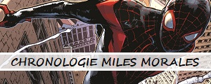 Chronologie des comics Miles Morales