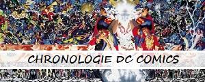 Chronologie DC Comics