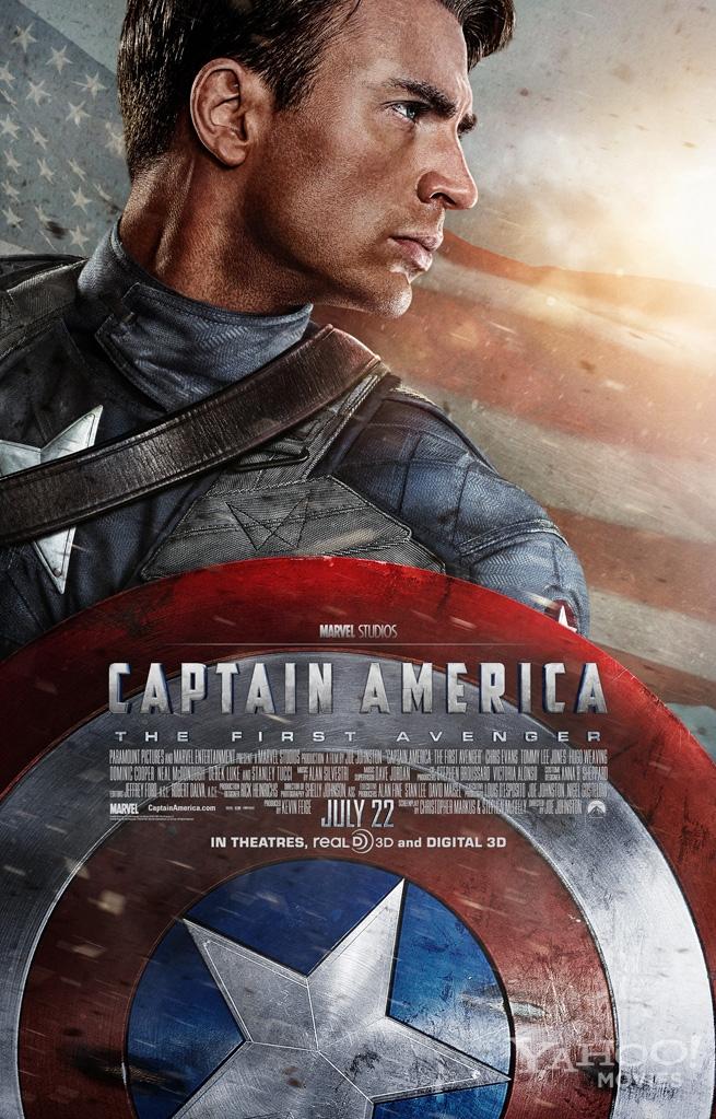 captain america la nouvelle bande annonce du film les toiles h ro ques. Black Bedroom Furniture Sets. Home Design Ideas