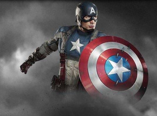 captain america en attendant la bande annonce les toiles h ro ques. Black Bedroom Furniture Sets. Home Design Ideas